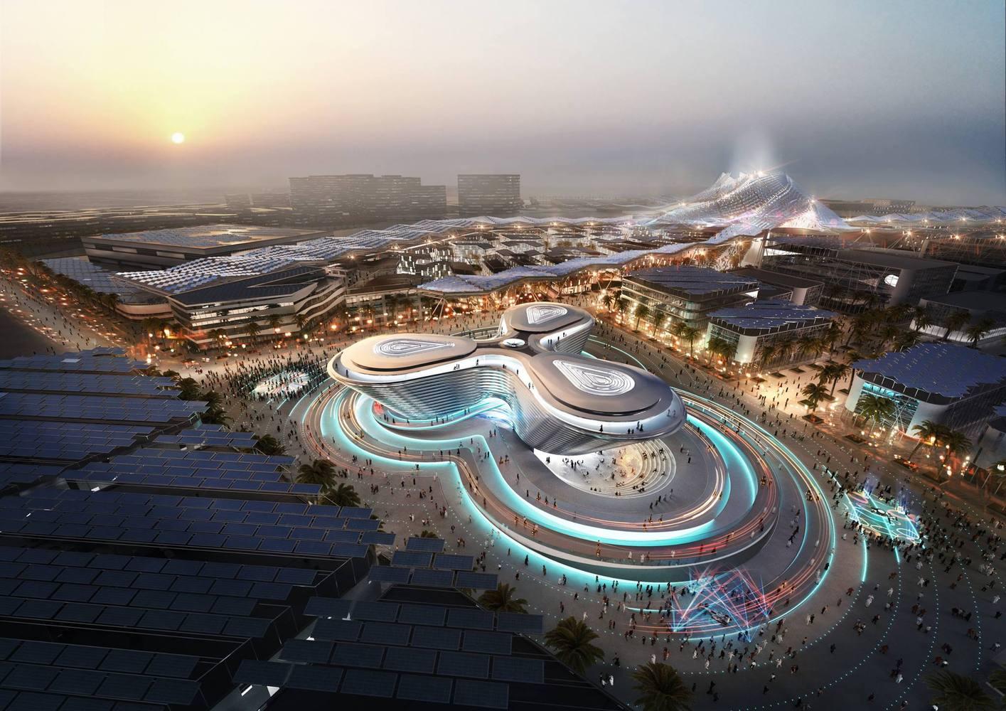 Dubai Expo 2020 and its benefits.