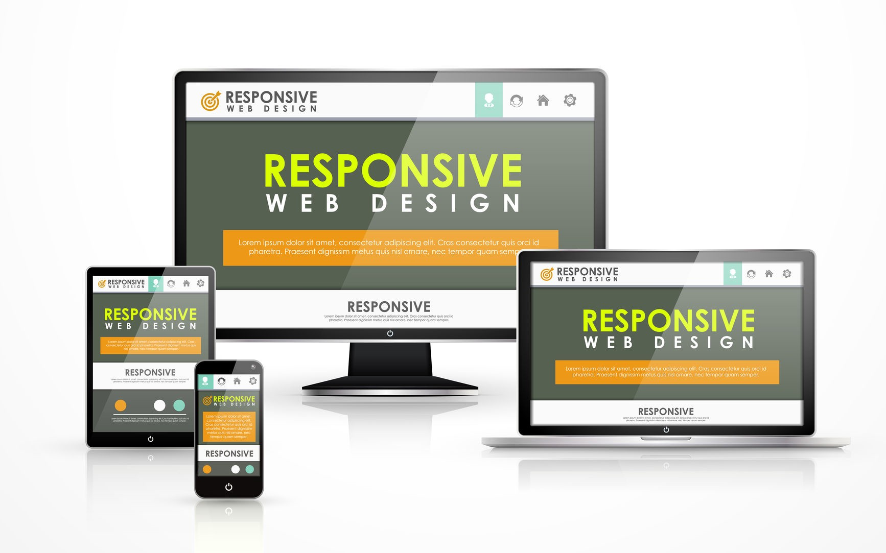 Responsive Web Design: Ways to Attract New Patients to Your Clinic.